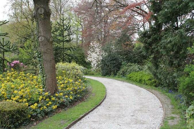 Heuvelachtig Tuin Ontwerp : Mount algidus farm tuin