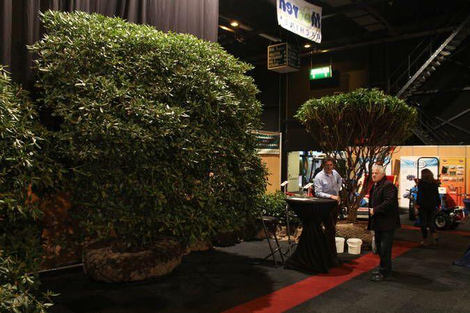 Fotoreportage indrukken van venrayse combi beurs hortipoint - Beurs geopend op de tuin ...
