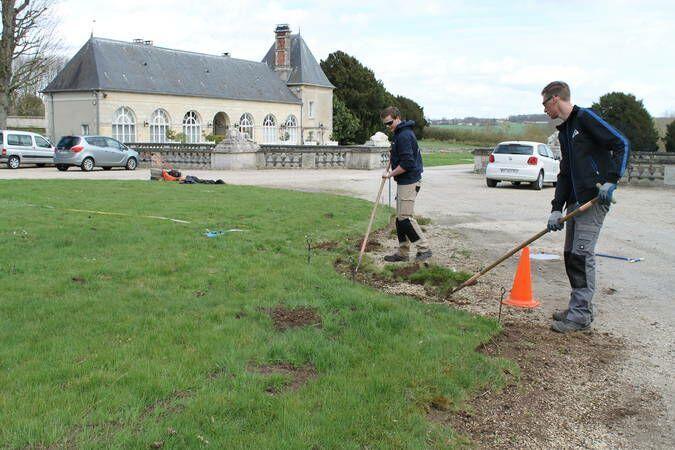 Aoc Terra Groningen : Op werkweek met terra mbo groningen hortipoint