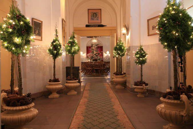 Victoriaanse Kerst Op Kasteel Middachten Hortipoint