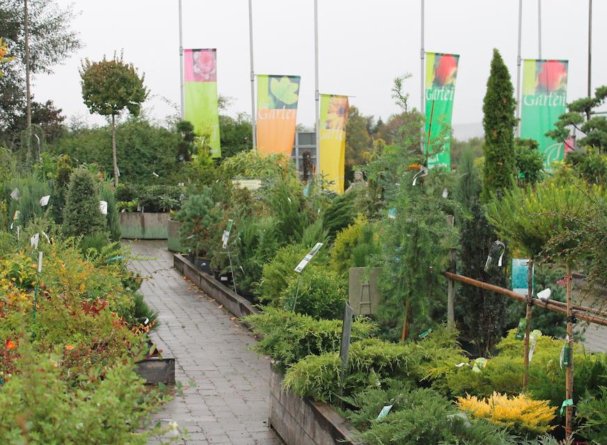 Duitsland tuincentrum