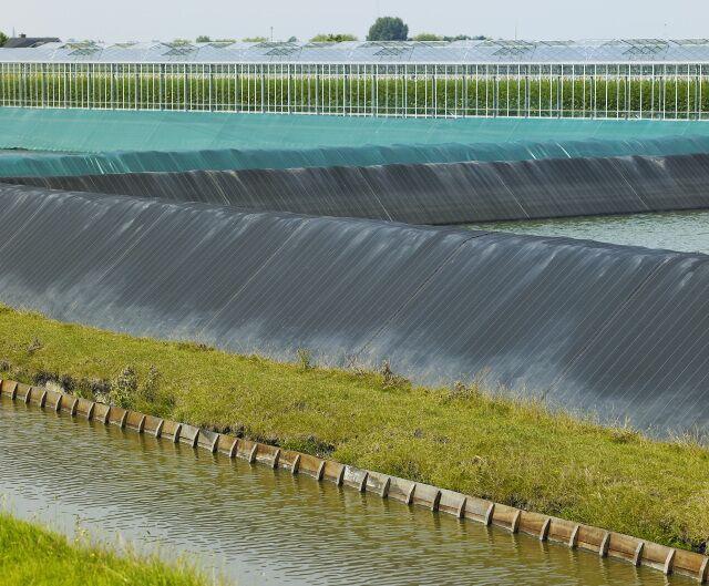 Water glastuinbouw