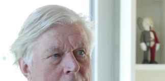 Oude meester Piet Oudolf