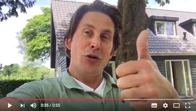 Lodewijk Hoekstra maakt in samenwerking met Perennial Power promotiefilmpjes voor vaste planten