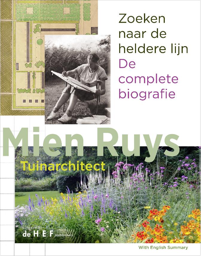 Biografie Mien Ruys