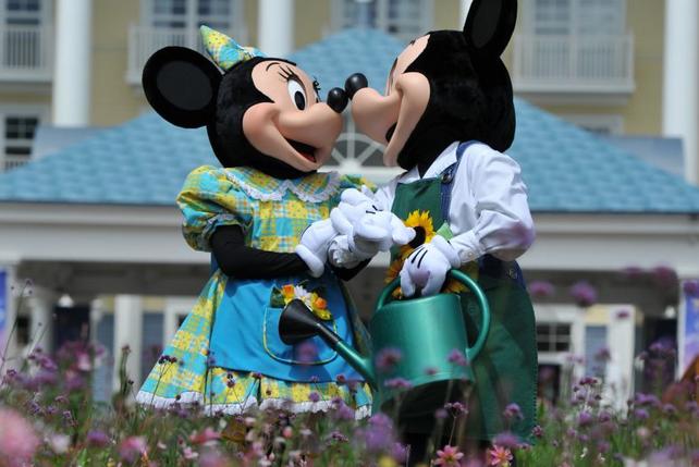 Dutch Garden geopend in Disneyland Parijs