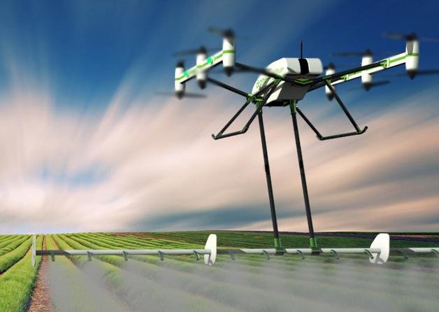 LTO: In 2030 emissieloos en residuvrij kweken - drone4agro