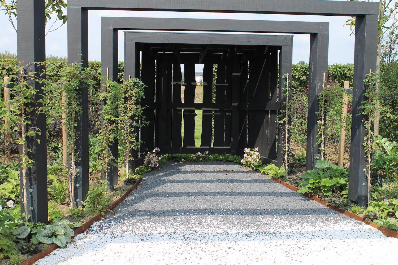 Bevrijdende tuinen in Appeltern