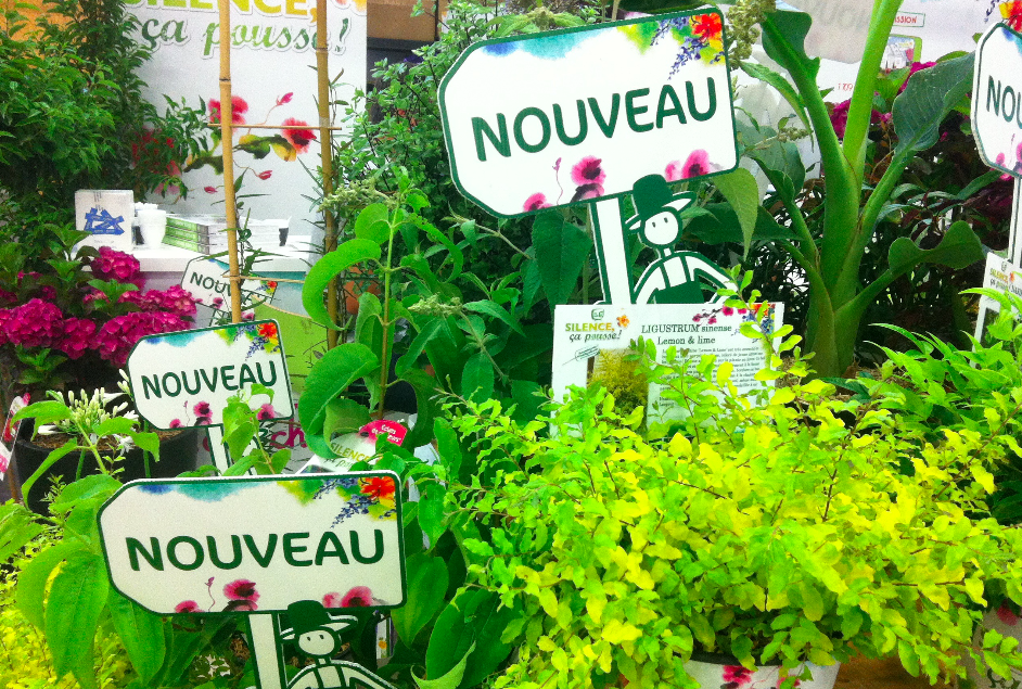 Frans merk staat open voor buitenlands aanbod hortipoint for Tuinprogramma op tv