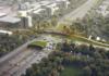 Amstelveen kiest voor groene brug