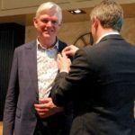 Onderscheiding voor Henk Raaijmakers