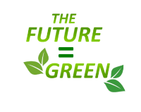 Logo The Future = Green GrootGroenPlus 2018