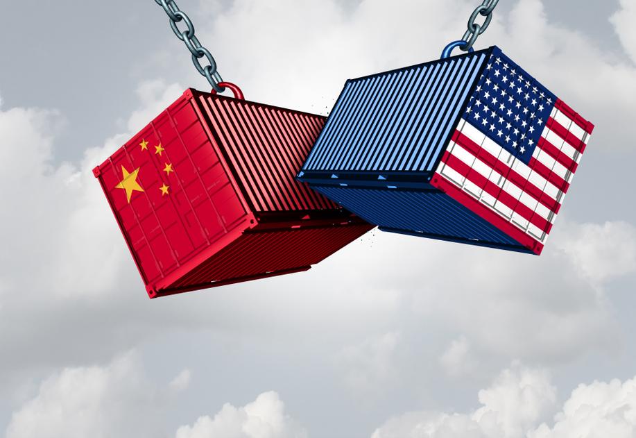 Afbeeldingsresultaat voor handelsoorlog vs china