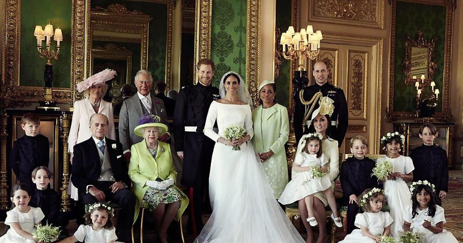 Bloemen huwelijk prins harry en meghan naar goede doelen