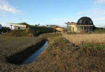 Ecodorp Aardehuis in Olst