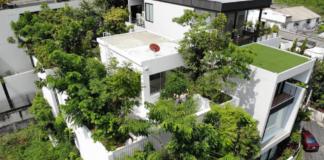 Forested house wint publieksprijs LILA