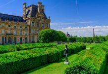 Carrouseltuinen Jacques Wirtz Louvre Parijs