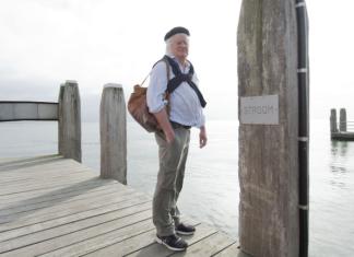 Redmond O'Hanlon schrijft boek over groen Almere