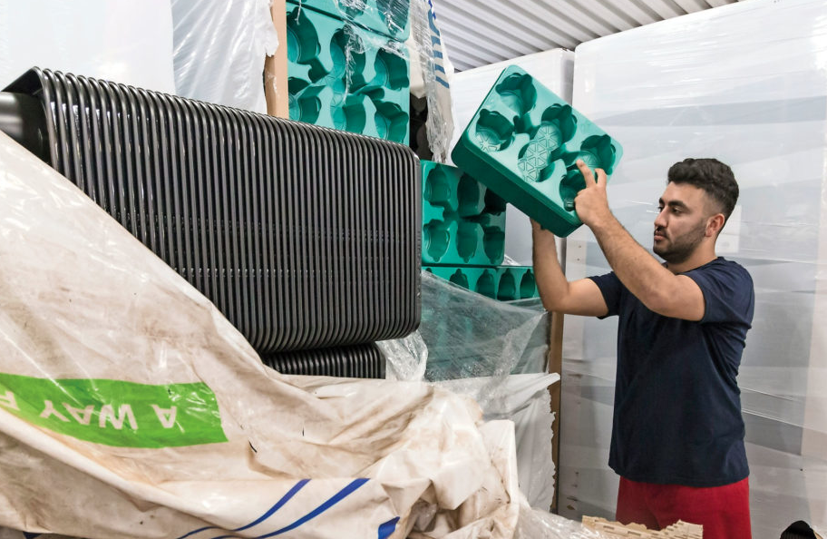 Kan de sierteelt zonder plastic verpakkingen hortipoint for Plastic verpakkingen