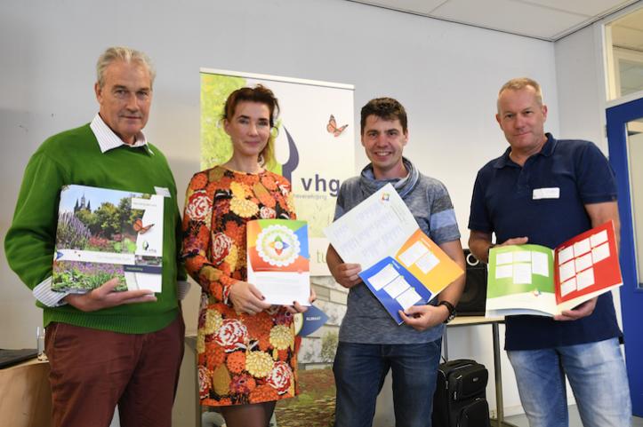 VHG presenteert vernieuwd lesmateriaal De Levende Tuin 2