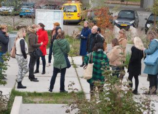 Excursie Groene Parels Rotterdam Architectuurcentrum
