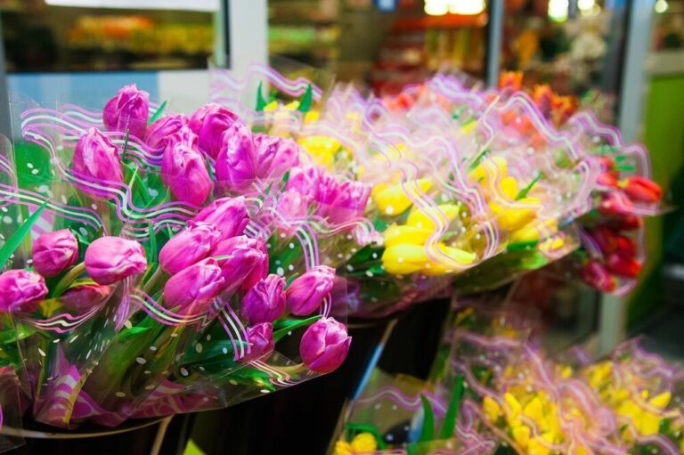 Dat bloemist verdwijnt, is niet altijd schuld supermarkt