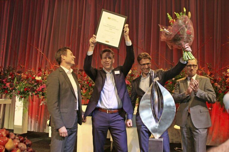 Tuinbouw Ondernemersprijs 2019 gaat naar Anthura