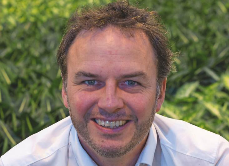Joris Elstgeest besteedt helft van zijn tijd aan innovatie
