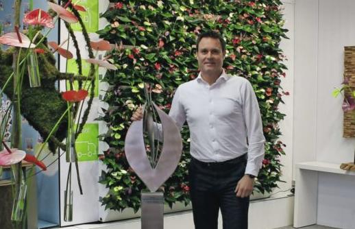 Marco van Herk: 'Anthura helpt de sector graag verder'