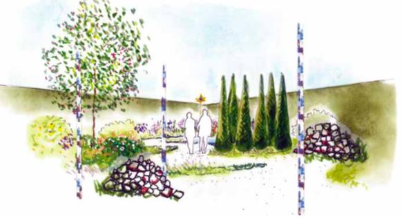 Chaumont-sur-Loire - Parfum du paradis - Caroline Thomas