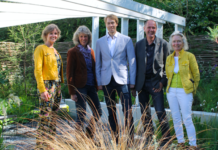 Arjan Boekel krijgt goud op Gardenista