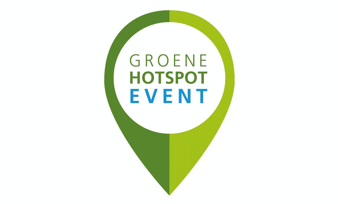 Groene Hotspot Event Toekomstbestendig groen op 17 oktober