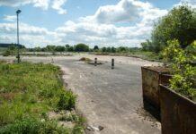 Rent-a-park, Industrieterrein, Tijdelijk park