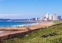 Durban groenste stad van de wereld