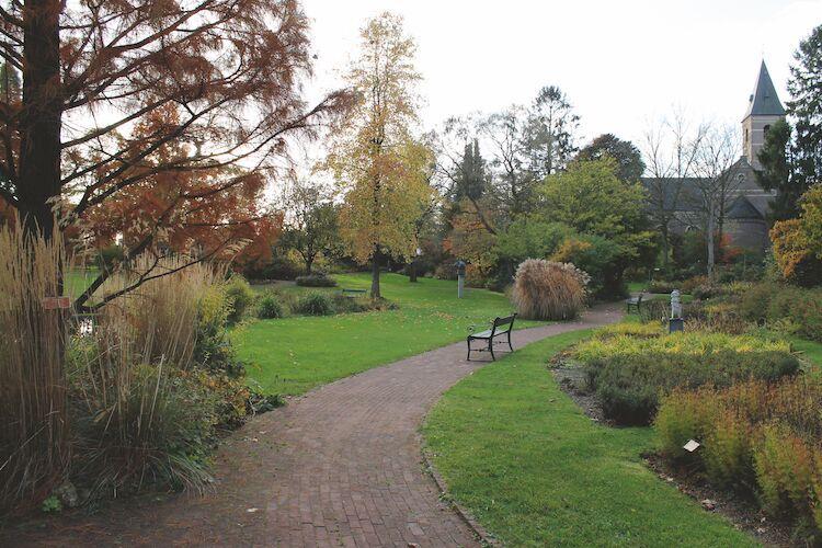 Botanische tuin Kerkrade - John Bergmans