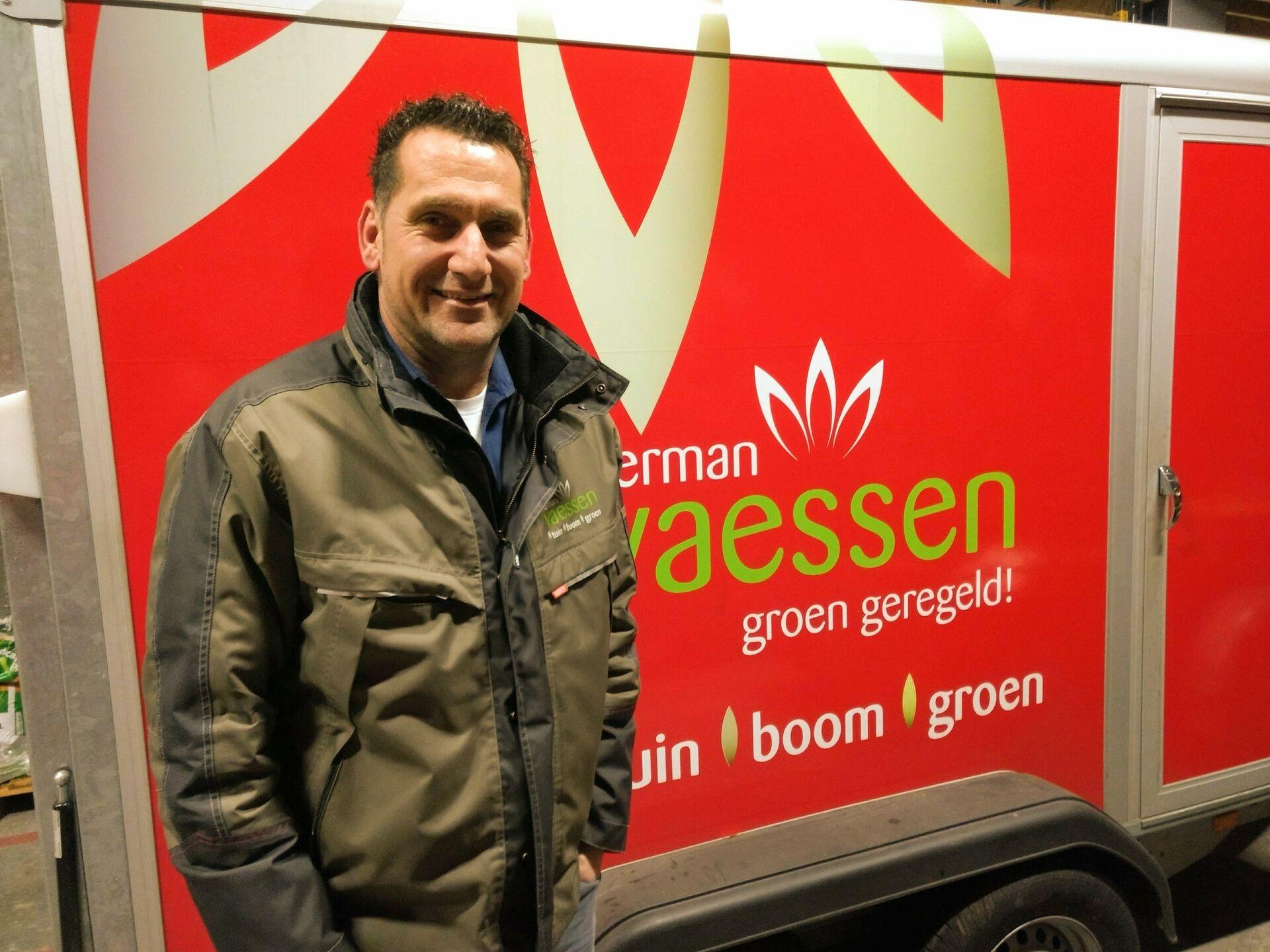 Ralf Vaessen - Herman Vaessen - Duurzaamste Hovenier 2019