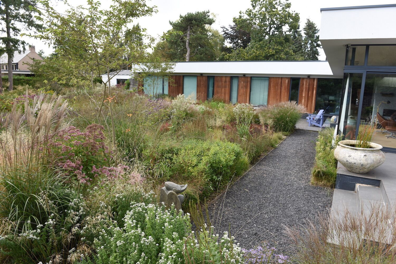 Tuin van Frank van der Linden