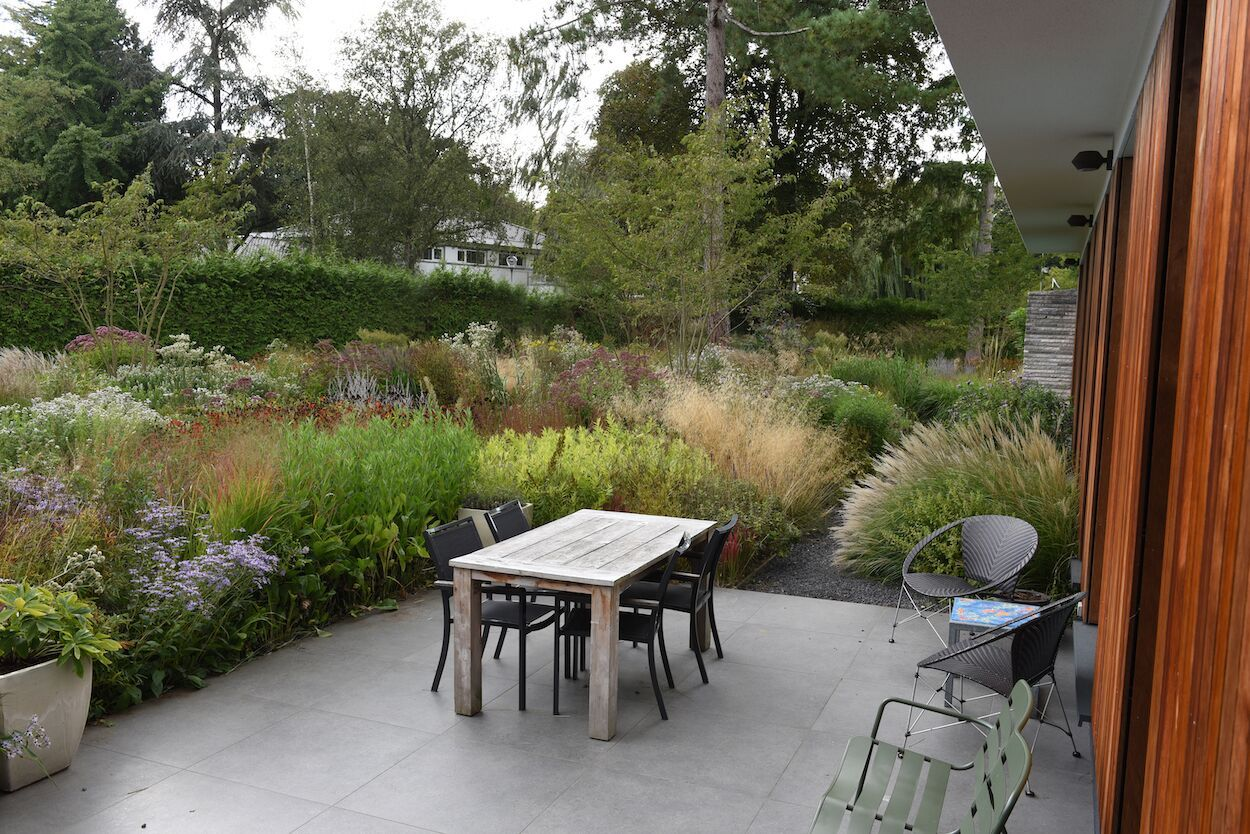 Tuin van Frank van der Linden 2