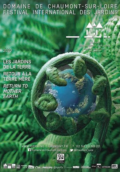 Chaumont-sur-Loire 2020 Return to mother Earth