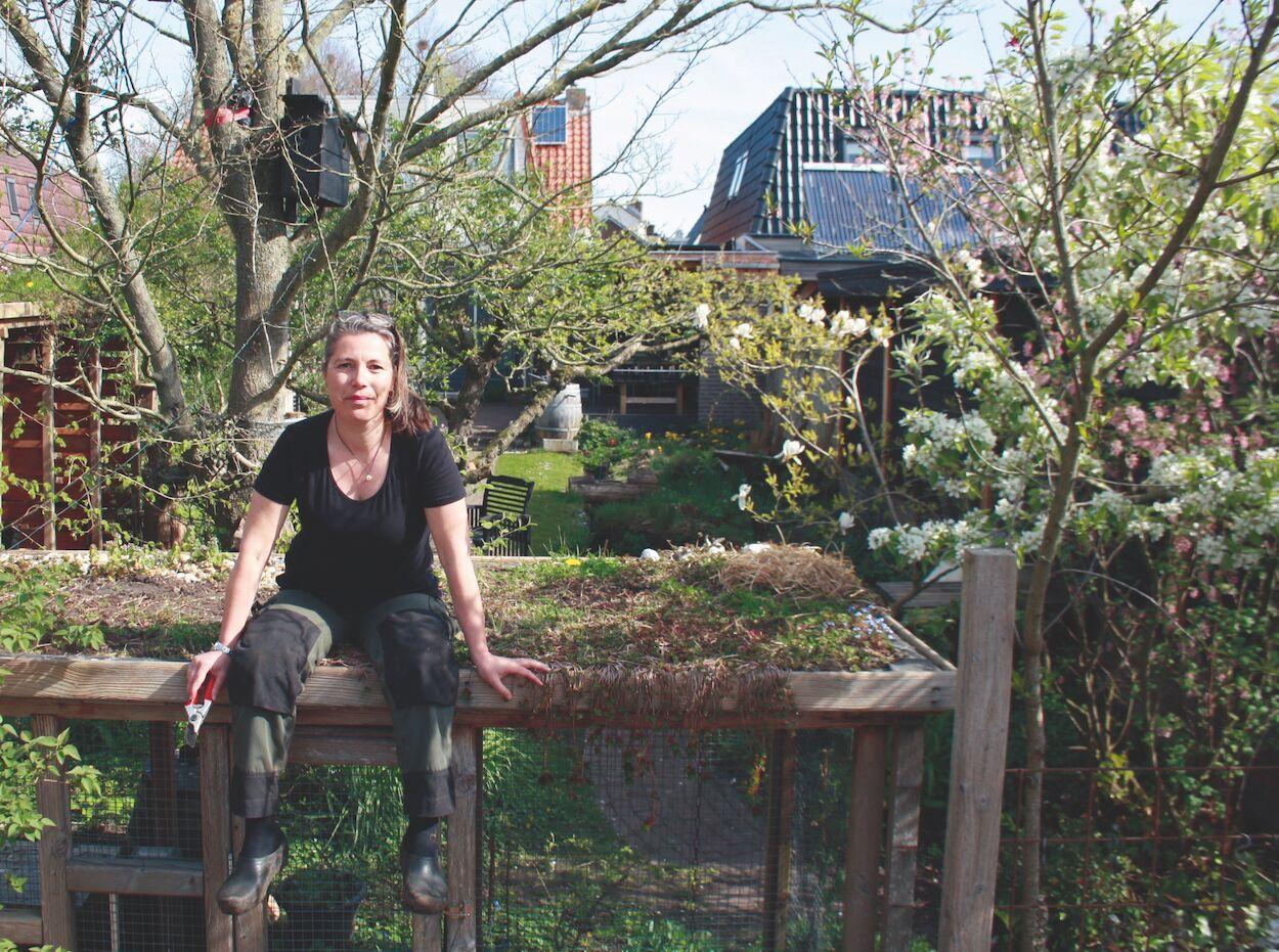 Cindy de Jonge Groene Gast Tuin en Landschap