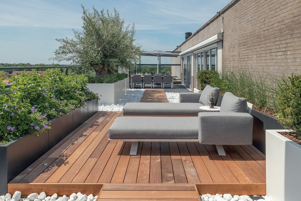 Tuin van Gert-Jan Schouwenaar