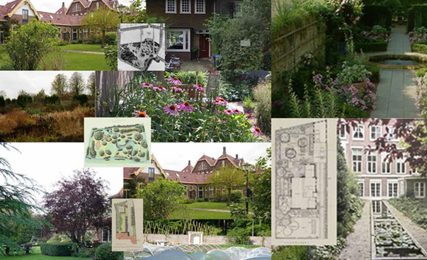 Themanummer 100 jaar tuinarchitectuur