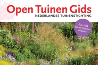 Open Tuinengids 2021