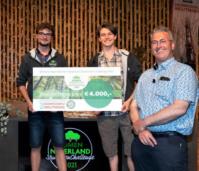 Bomen Nederland Studenten Challenge 2021