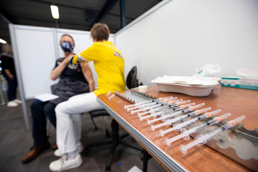 vaccinatie tegen corona