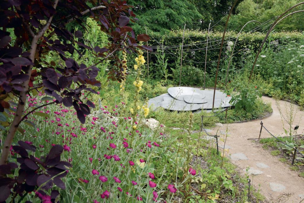 Chaumont 2021 Nederlandse tuin Biomimicry