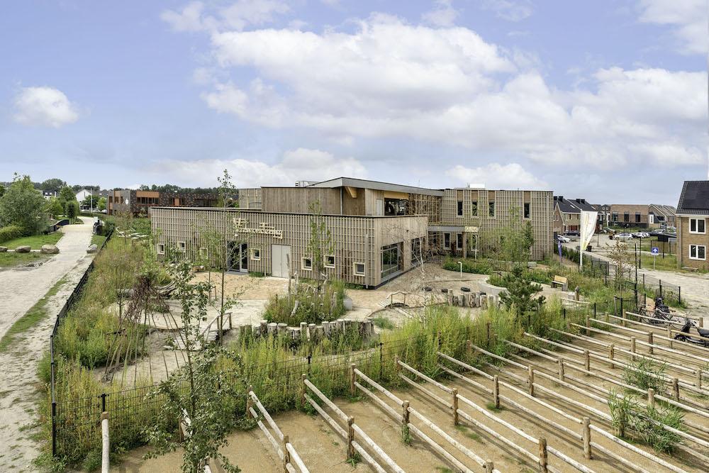 Basisschool De Verwondering genomineerd voor European Green Cities Award